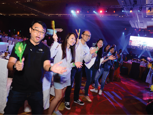 event planners singapore