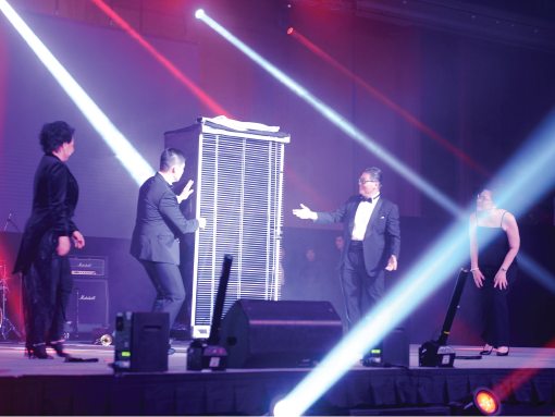event planners in singapore