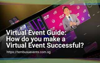 Virtual Event Guide: How do you make a virtual event successful?